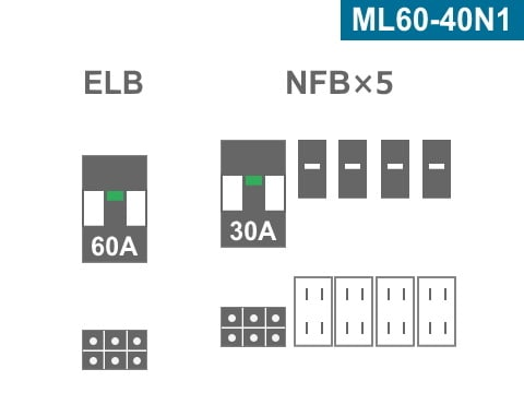 ML60-40N1 illustration